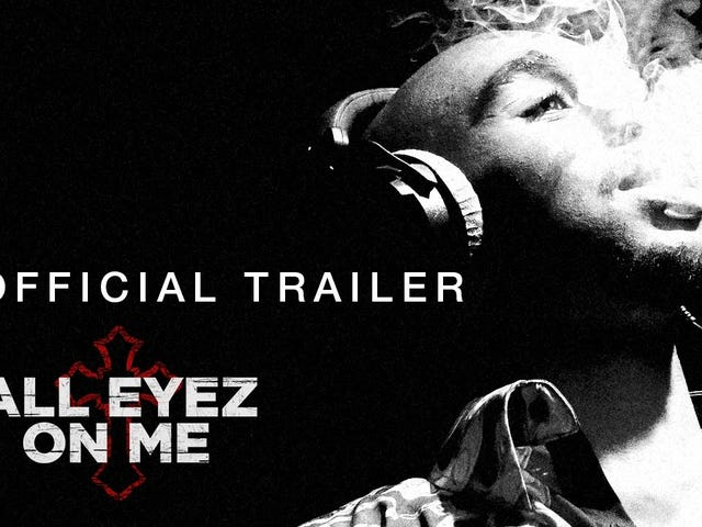 Watch: Official Trailer for Tupac Biopic      <i>All Eyez on Me</i>