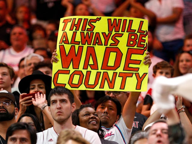 Heat Fans Made Sure To Give Paul Pierce A Memorable Send-Off, Too