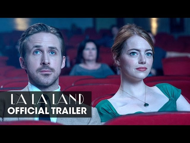 Tap your toes to the new La La Land trailer
