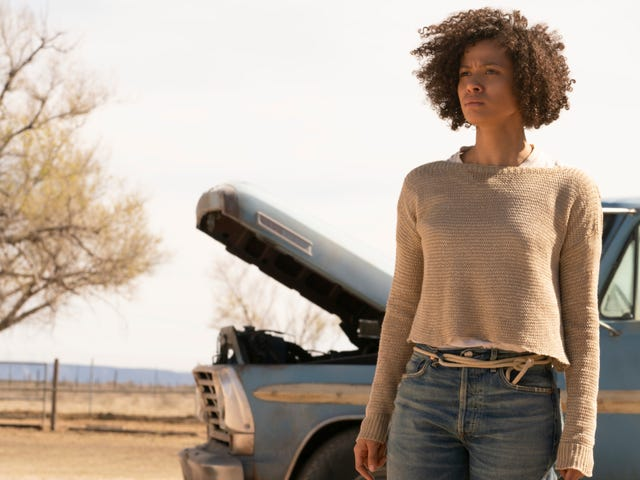 In a month of superhero stories, the overstuffed but well-acted Fast Color goes its own way