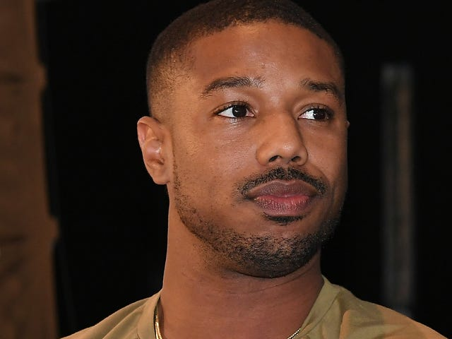 Michael B. Jordan Does Not Only Date White Women! (He Says)