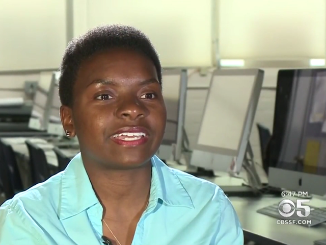 Calif. Teen Overcomes Life of Abuse, Homelessness to Become an Honor Student
