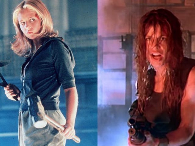 A slayer's lineage: 9 pop cultural precursors to Buffy