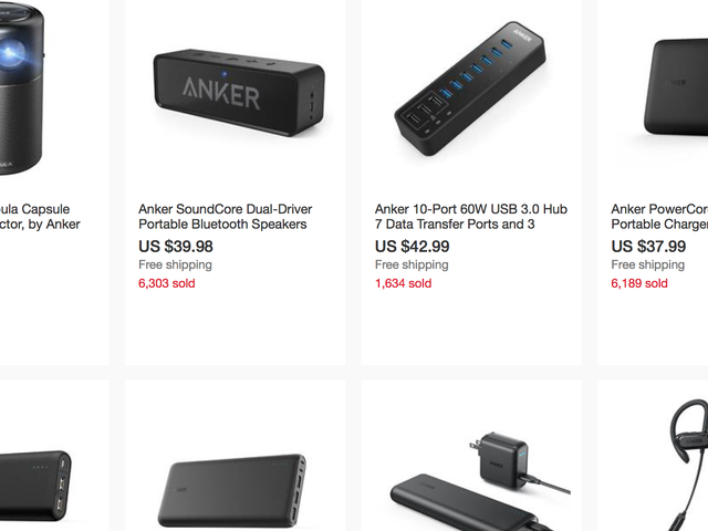 Anker's 30% Off eBay Blowout Features Some Seriously Great Charging Deals