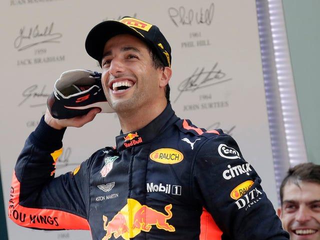 Daniel Ricciardo Wins In Shanghai Thriller That Proves You Should Be Watching F1 Again