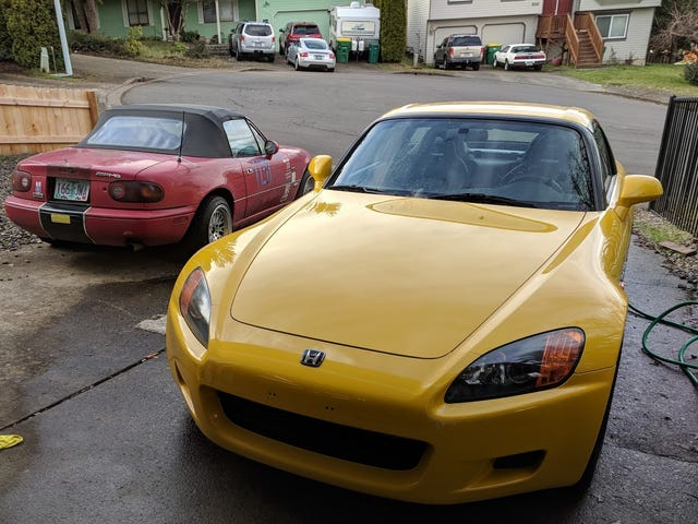 Don't meet your heroes, why I sold my S2000