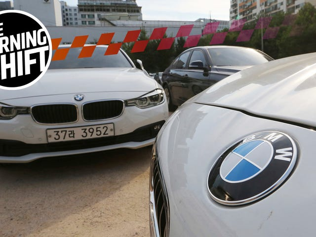 20,000 BMWs to Be Banned in South Korea for Engine Fire Fears
