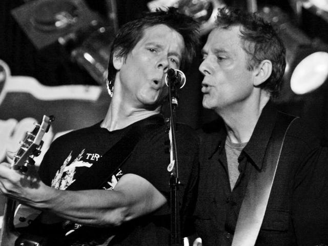 Kevin Bacon and His Brother's Tour Rider Leaked And It's Full Of Insane Requests