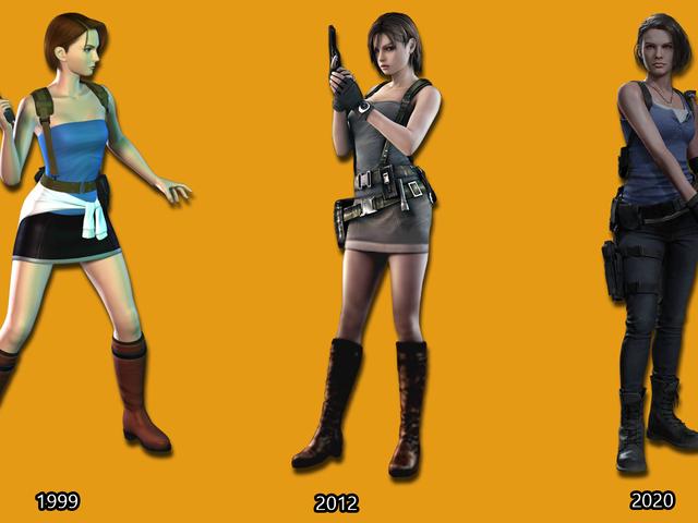 All The Previous Times Capcom Remade Resident Evil 3