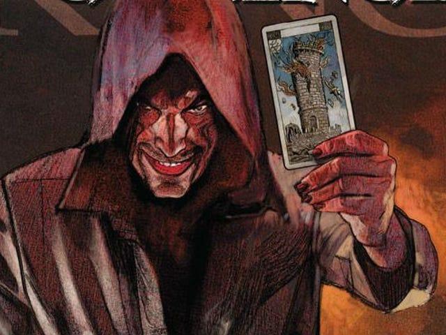 <i>The Dark Tower</i> встановлює фотографії, що показують Жахливого Матвія МакКонауі як &quot;Чоловіка в чорному&quot;