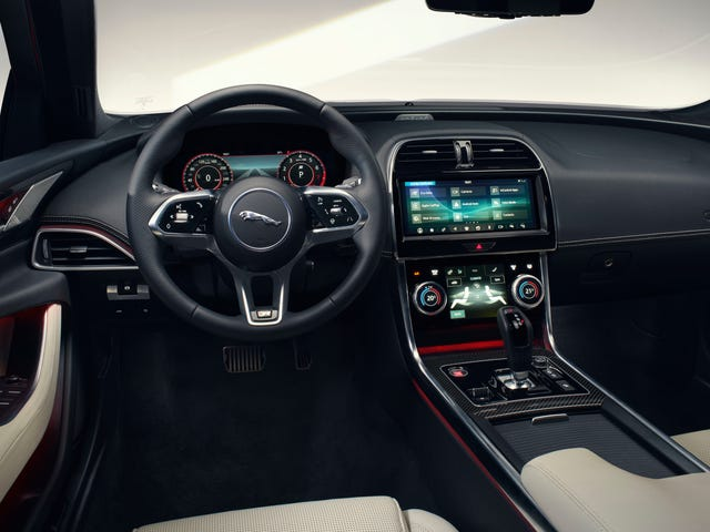 Jaguar Designer Is Not Interested in All These Giant Tablet Screens