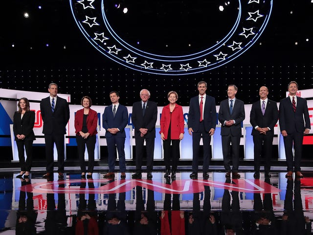 Medicare for All Is the Big Debate During the Big Debate