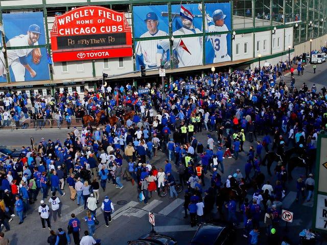 ข้อมูลการโทร 911 ยืนยันว่า Wrigleyville เป็นสถานที่ที่น่ากลัวสำหรับการเล่นเกม Cubs