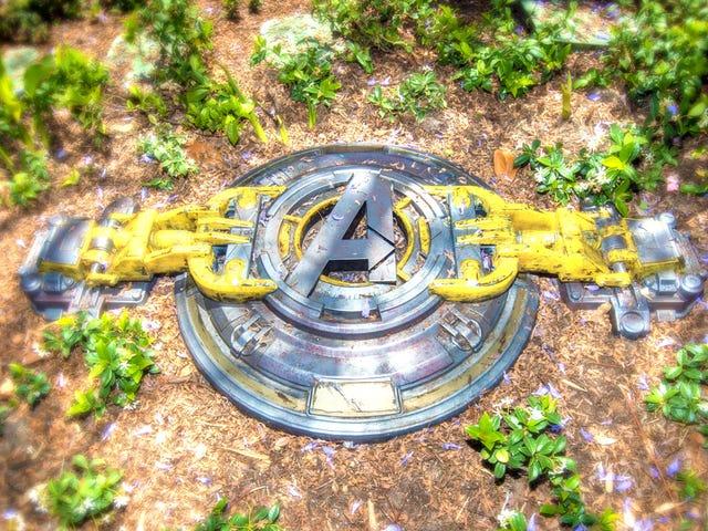 Disney California Adventure Park Will Open an 'Immersive Super Hero Universe'