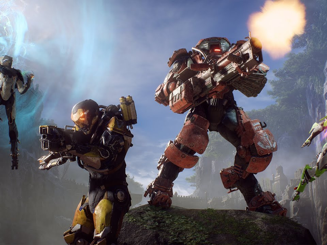 BioWare lên kế hoạch 'Tái tạo đáng kể' của Quốc ca