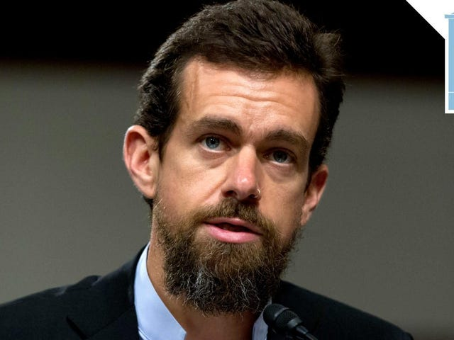 Do We Think Jack Dorsey and Donald Trump Talked About Jack Dorsey's Nose Ring at Their White House Meeting?