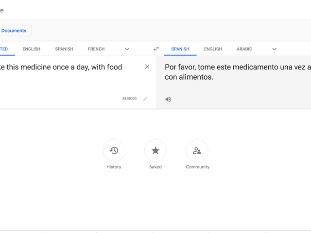Google Translate Can Help Doctors Bridge the Language Gap With Patients—but It's Not Flawless