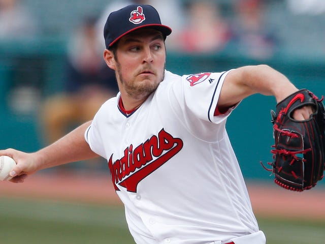 Trevor Bauer, Lover Of Logic And Facts, Casually Suggests Astros Are Doctoring Pitches [Update]