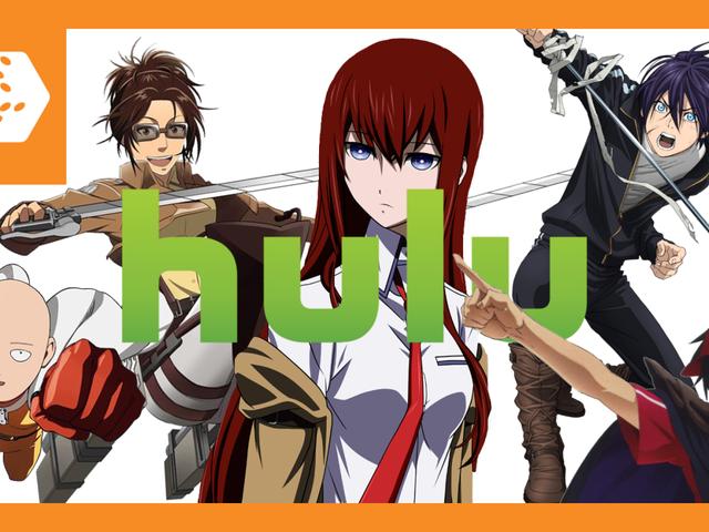 The Great Hulu Anime Purge de 2016