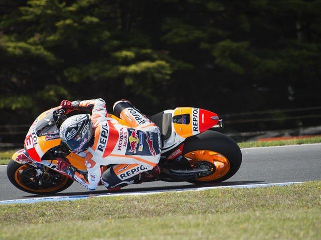 Marc Marquez nos dijo lo que preferiría estar haciendo que correr (y ganar) en MotoGP