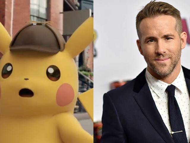 Ryan Reynolds Is Your Detective Pikachu