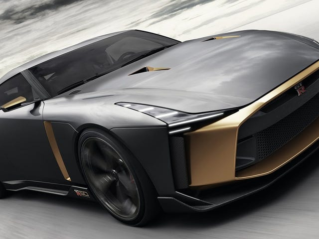 Buy The Nissan GT-R50 By Italdesign For $1.1 Million And Really Upset Some People