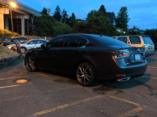 Since I am likely in the small minority of people who would like a GS 350 F-sport...