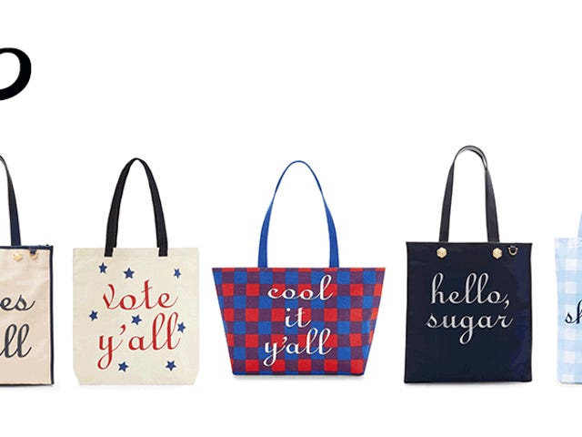 Which Draper James Tote Bag Are Y'all?