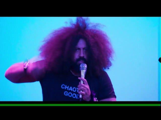 Ο Reggie Watts αξίζει περισσότερη προσοχή