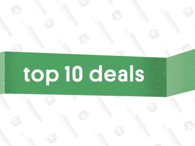 Las 10 mejores ofertas del 23 de enero de 2019