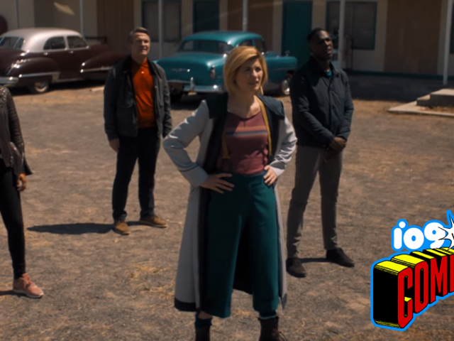 Jodie Whittaker Enters Doctor Who's TARDIS in the First Stunning Trailer for the New Season