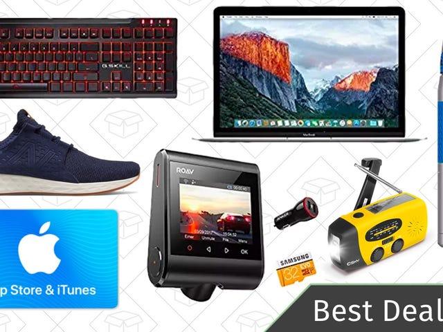 Thursday's Best Deals: MacBook, Dash Cam, Thermos Sale, and More