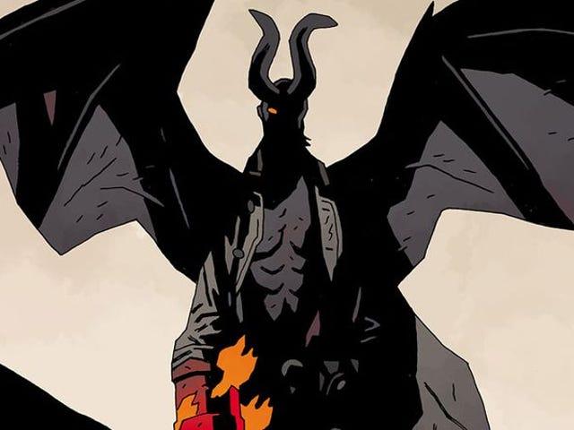 Pinutol ni Mike Mignola ang ideya ni Guillermo del Toro upang i-on ang isang Hellboy 3 sa isang comic