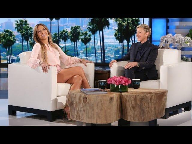 제니퍼 로페즈 (Jennifer Lopez)는 '나는 더 젊은 남자를 데이트하지 않는다'고 말한다. (하지만 그녀는 그렇지 않다.)