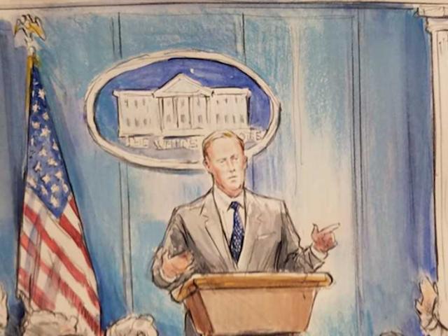 CNN Sends a Sketch Artist