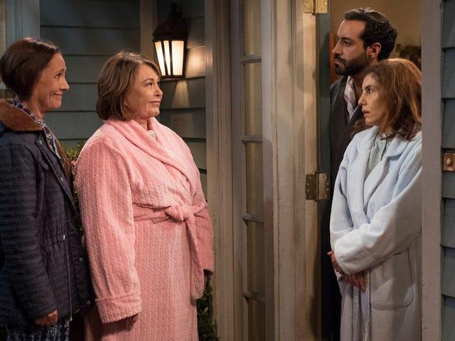 L'épisode très spécial du réveil de Roseanne est juste correct