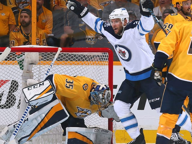 Pekka Rinne Gifts The Jets A Game 7 Win