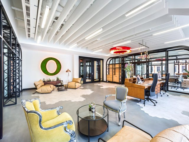Opera Software's New Wroclaw Workspace