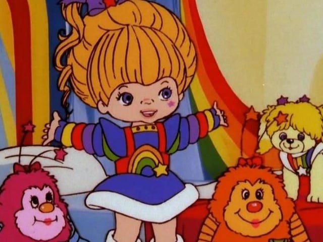 Rainbow Brite Is Coming to Save the World From Drabness in a New Comics Series