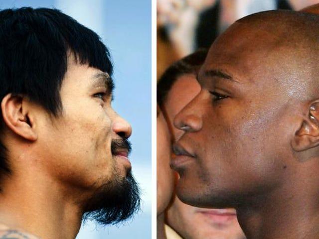 Mayweather vs Pacquiao: Huling Big Bout ng Boxing?