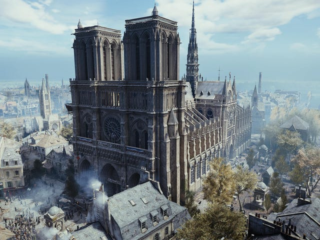 Ubisoft regala Assassin's Creed Unity para PC como homenaje a Notre Dame