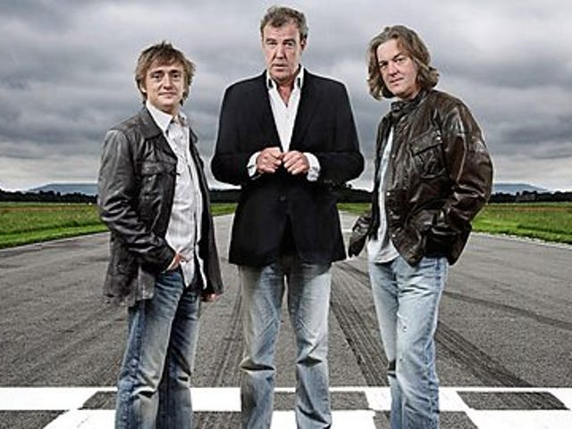 *UPDATE* Now We Know Of Clarkson's Fate, What About Top Gear/ The Stig??