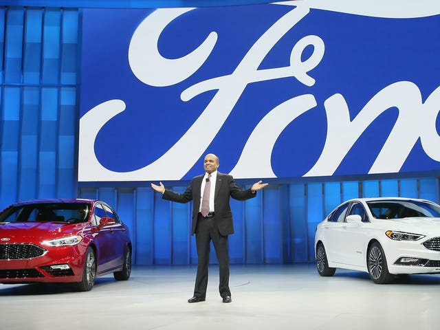 What Happened With Raj Nair's Departure From Ford?