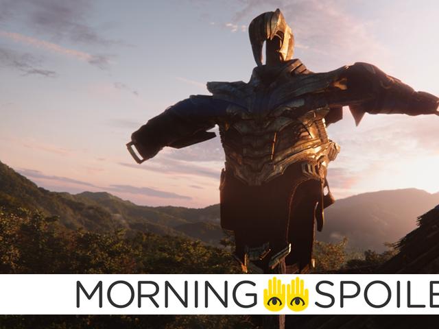 Τα νέα εμπορεύματα θα μας δώσουν μια ενδιαφέρουσα ματιά στους <i>Avengers: Endgame</i>
