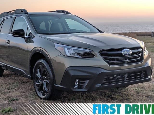 The 2020 Subaru Outback Doesn't Break Any New Ground But It Doesn't Have To