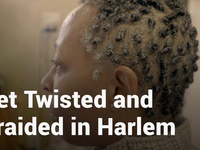 Verdraaid en gevlochten in Harlem