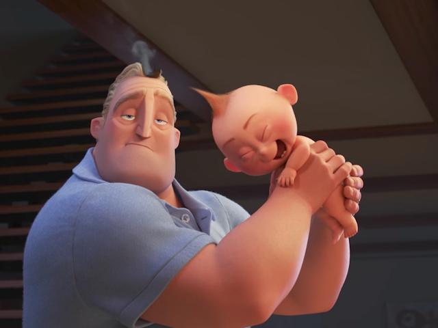 El primer teaser tráiler para Los Increíbles 2 ya ha llegado y revela algo que todos estábamos esperando