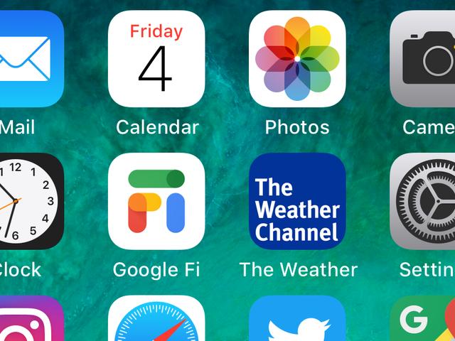 Usuń aplikację Weather Channel, jeśli obawiasz się o dane o lokalizacji
