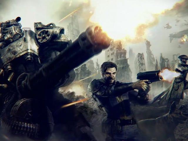 Fallout 4's facções Fallout 4's sugam todos
