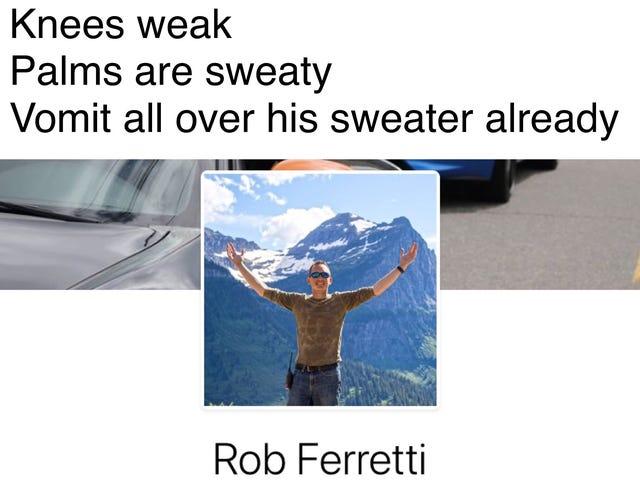 嗨Rob Spaghetti在这里